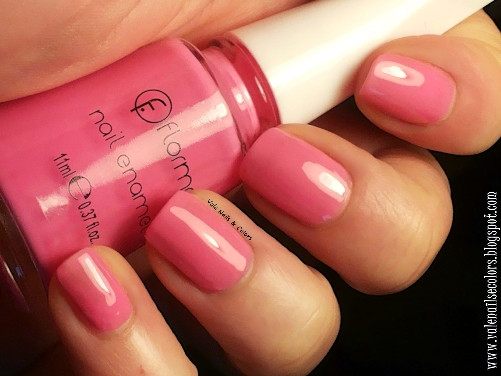 Flormar 381 rosa