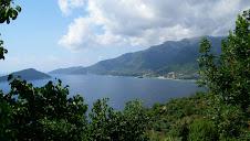 Côte Est de Thassos