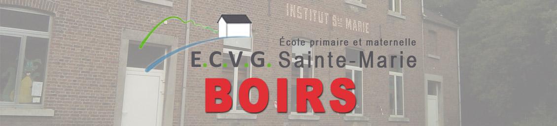 Boirs - Ecole Sainte-Marie