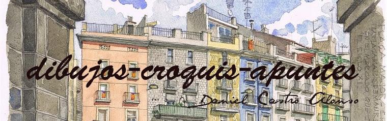 Dibujos-Croquis-Apuntes