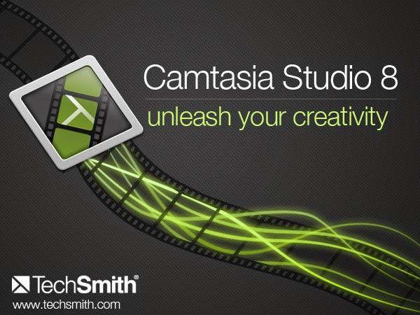 شرح تثبيت و تفعيل و العمل على  camtasia 8
