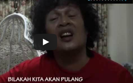 VIDEO Herman Tino Cipta Lagu SEMPOI PUNYA Buat Anwar Ibrahim