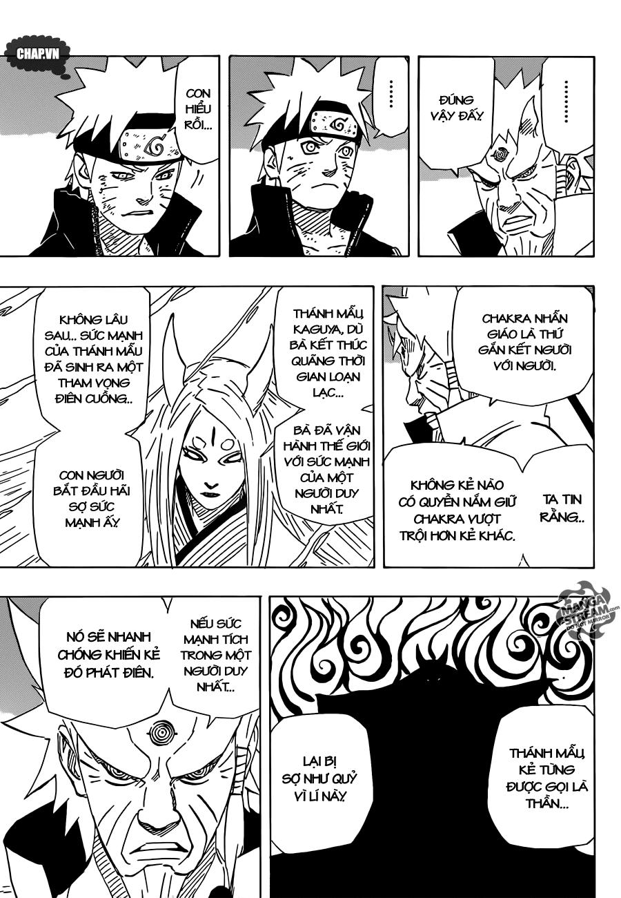 Naruto chap 671 Trang 8