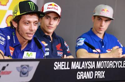 Rossi Beri Isyarat Babat Habis Marquez Mulai Seri Pembuka Qatar