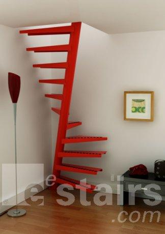 Interieur huis june 2011 - Tight space staircase design ...