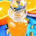 Korzenny syrop z pomarańczy