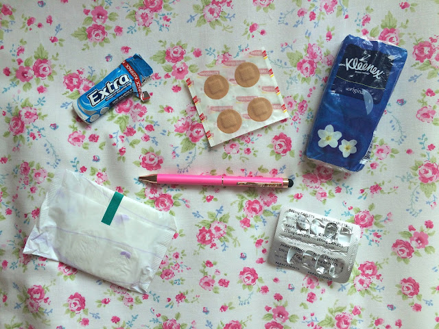 Things You'll Always Find in my Handbag