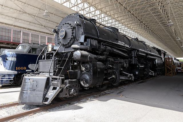 Norfolk & Western Class A #1218