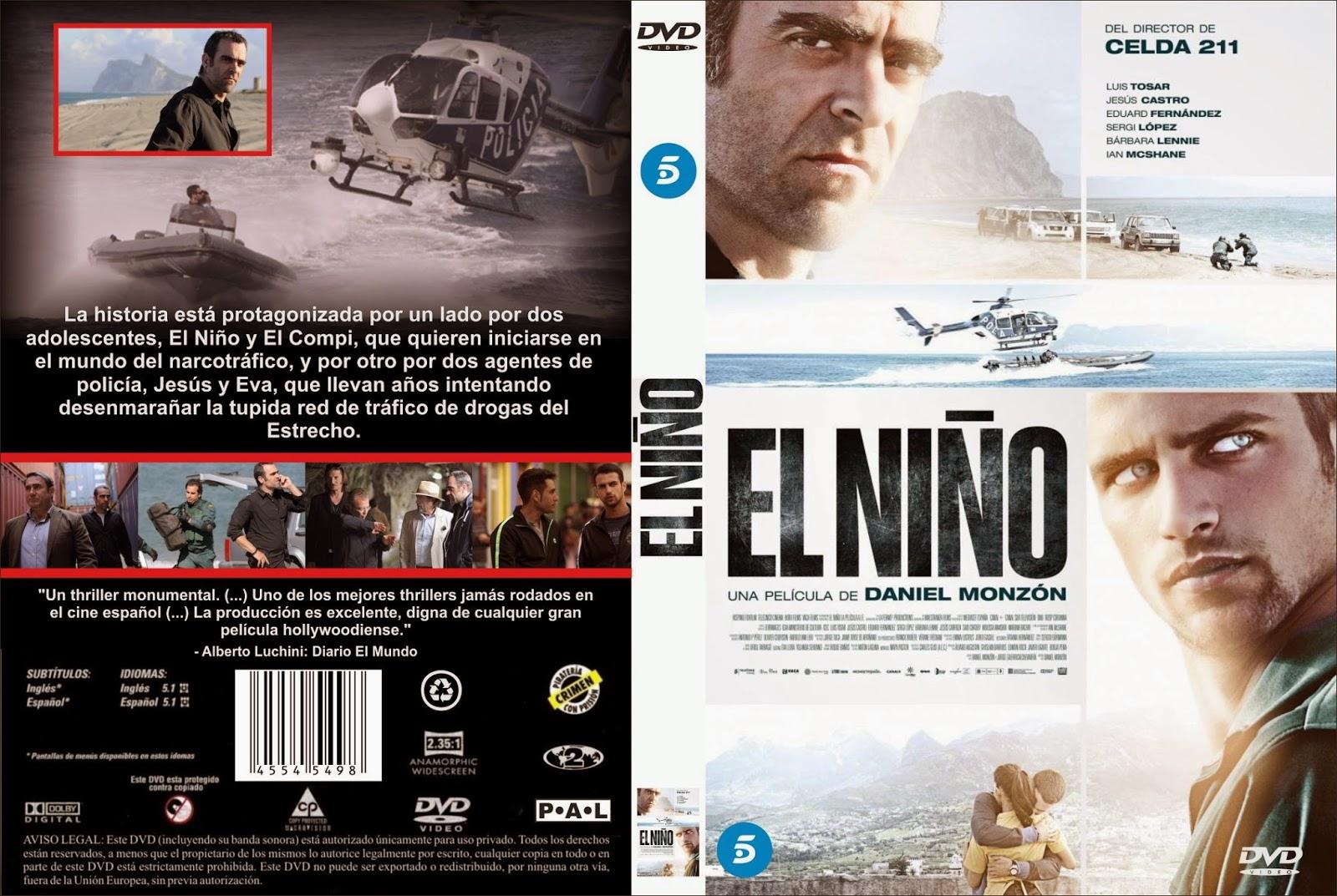 El Niño DVD 2014