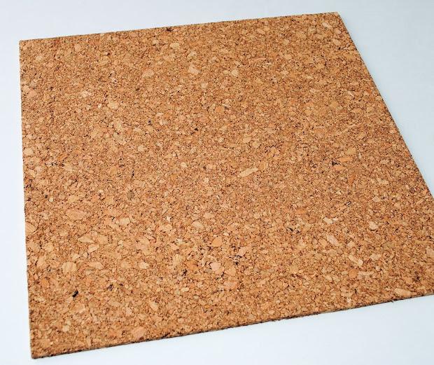 Bulletin Cork Board Tiles