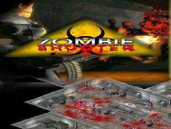 صورة ، تحميل ، لعبة ، فلاش ، اون لاين ، مجانا ، قاتل الزومبي ، Zombie Shooter