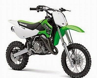 Kawasaki KX Series