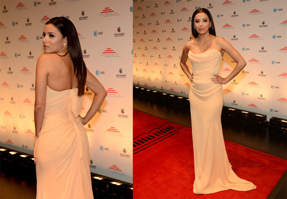 Eva Longoria -  Latino Inaugural 2013