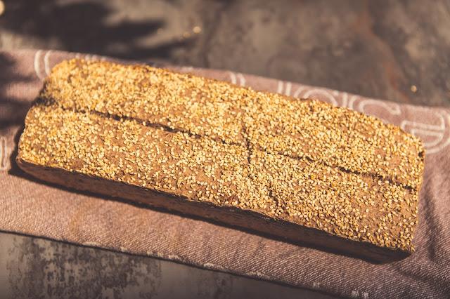 Brot aus Brotbackmischung von Dankebitte