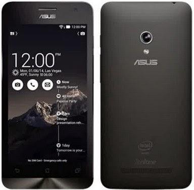 Asus Zenfone 5 RAM 2GB/1GB