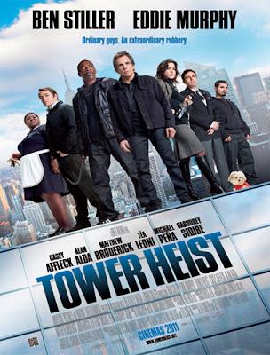 torepost Tower Heist (2011) Español Subtitulado