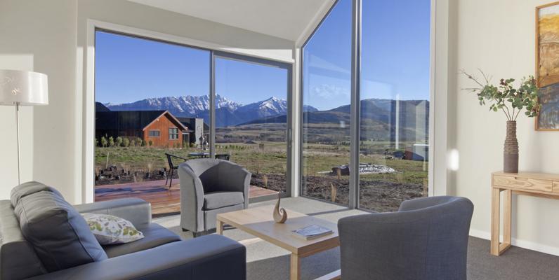 casas minimalistas y modernas cabana industrializada