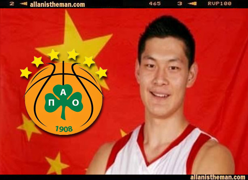 "Shang ""The Beast"" Ping first Chinese player in Euroleague"