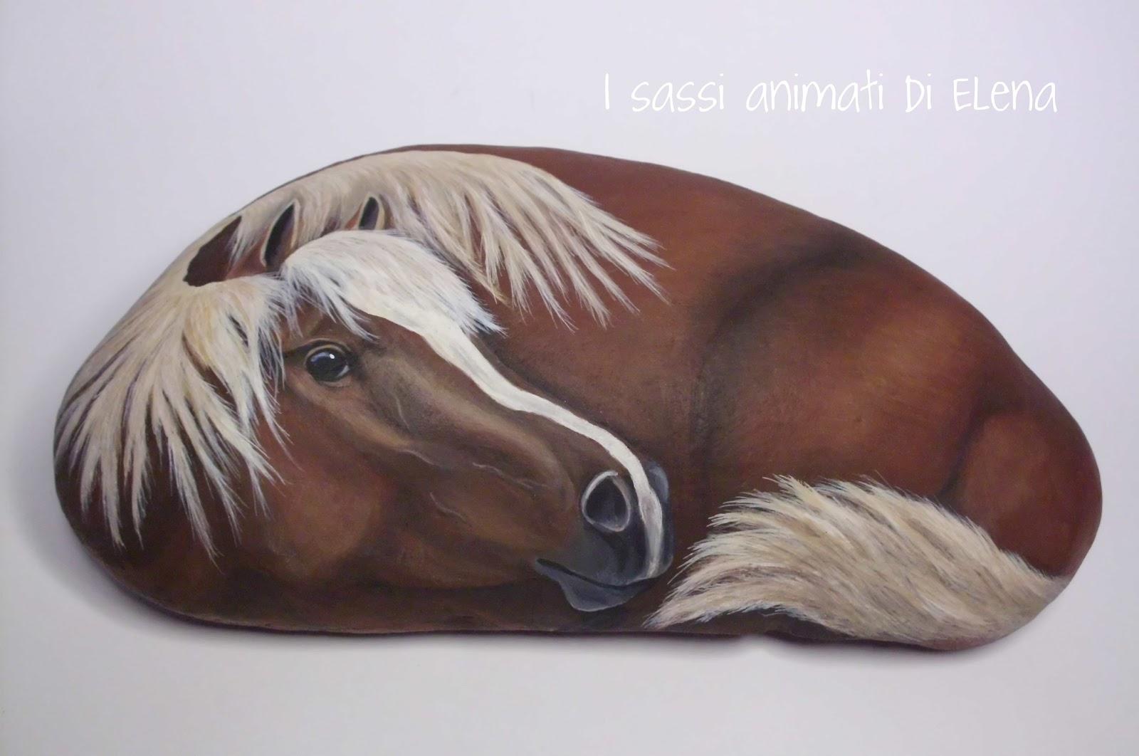 Elena sanson dipinti su sasso: 2 lug 2011