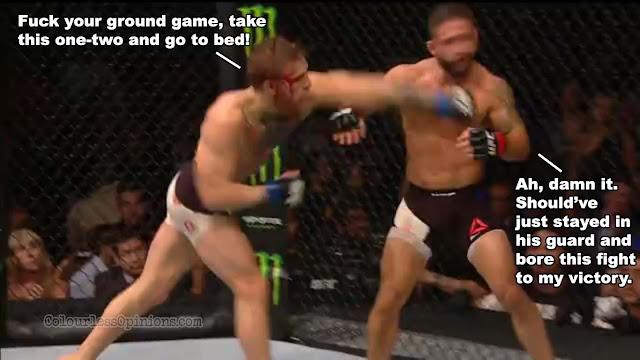 UFC 189 conor mcgregor chad mendes ko meme