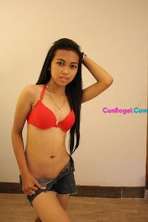 Gambar Bogel Model Cun - Dina - Cunbogel.com