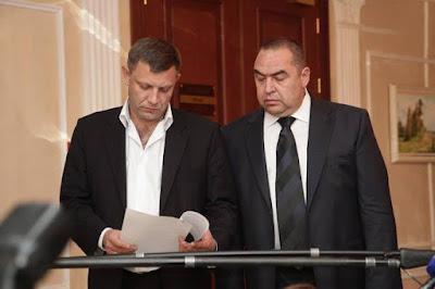 Лидеры боевиков подписались под соглашением об отводе легкой артиллерии и танков от линии разграничения в Донбассе