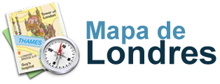 Logo do Mapa de Londres