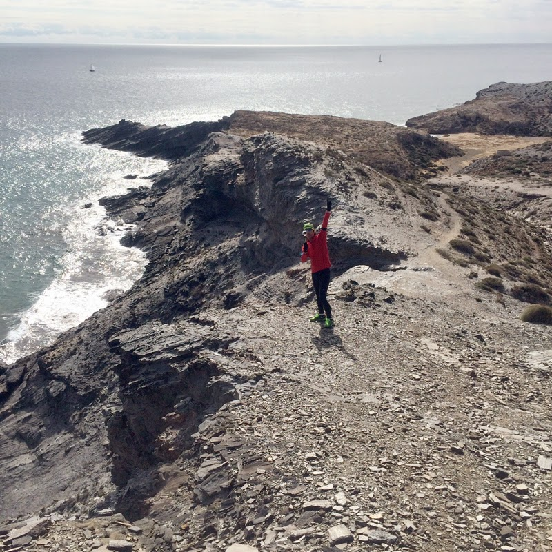 Trail Calblanque