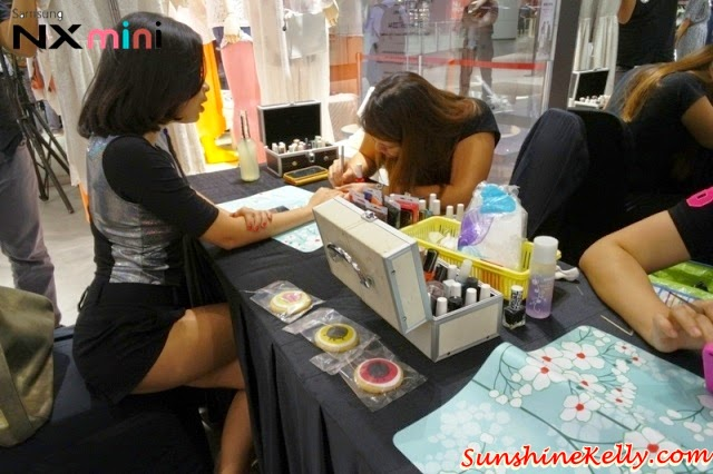 Monki First Store in Malaysia, Nu Sentral, Monki, Monki KL, Monki Malaysia, chic fashion, fashion, nail art