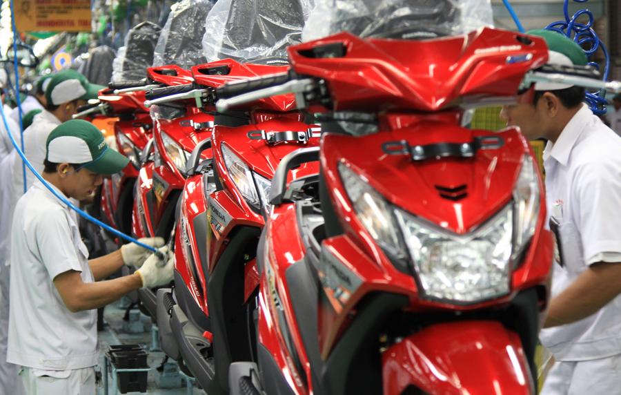 Motor: Honda Motor Akan Luncurkan 5 Varian Baru di Tahun 2014