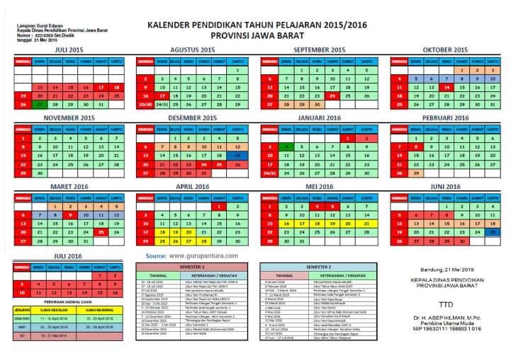 """33 Komentar pada """"Kalender Pendidikan Tahun 2015/2016 Jawa Barat"""""""