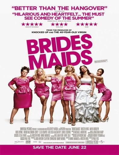 Ver La boda de mi mejor amiga (Damas en guerra) (2011) Online