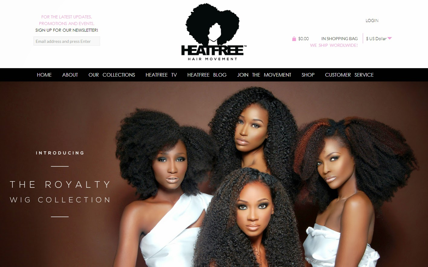 10 best sources for kinky curly afro textured hair weaves heat free hair pmusecretfo Gallery