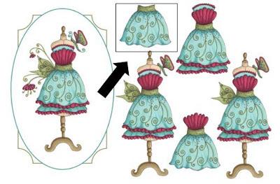 Katy Sue Designs Fabulous Fashion Cd Rom