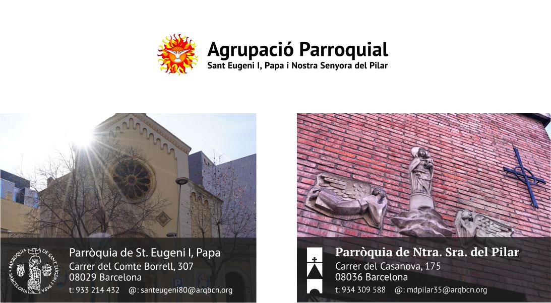 Agrupació Parroquial<br> Sant Eugeni I, Papa i Nª Sra. del Pilar