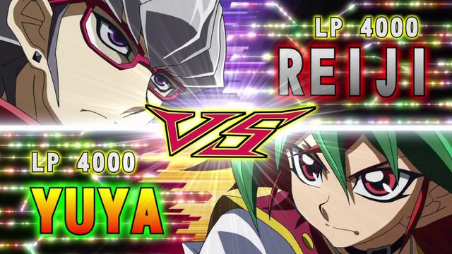 Yu-Gi-Oh! ARC-V - Episódio 50 Legendado