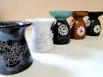 Aromatizadores em cerâmica!