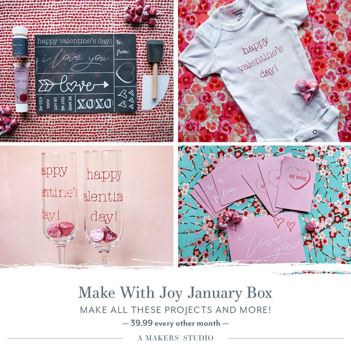 Make with Joy