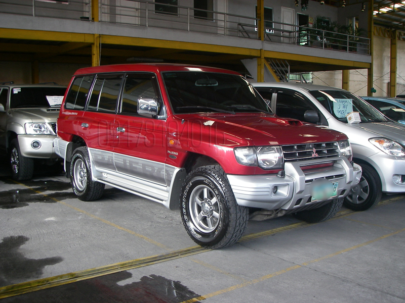 Cars For Sale In The Philippines 2007 Mitsubishi Pajero Ralli Art