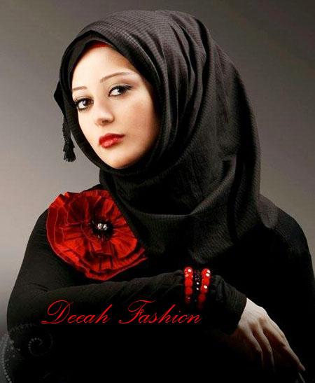 Trend Jilbab ala Timur Tengah