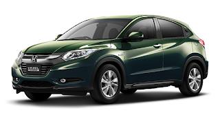 2013 Honda Vezel Concept