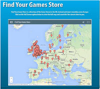 FIND YOUR LOCAL GAMES STORE
