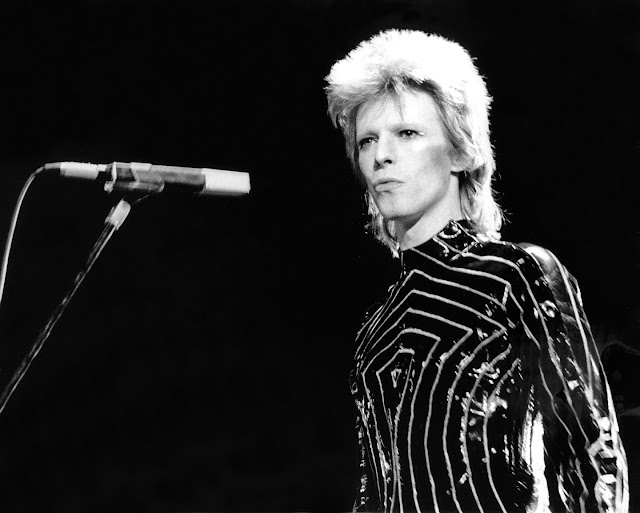 Iconic David Bowie
