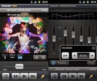 Download Winamp (Pemutar Musik) Android.Apk GRATIS dan MUDAH