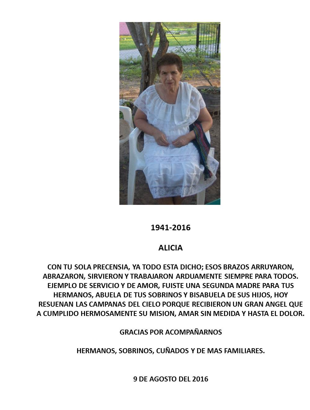 Alicia de León