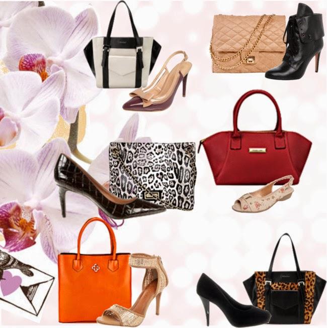 dicas de presentes para o dia das mães, bolsas e sapatos