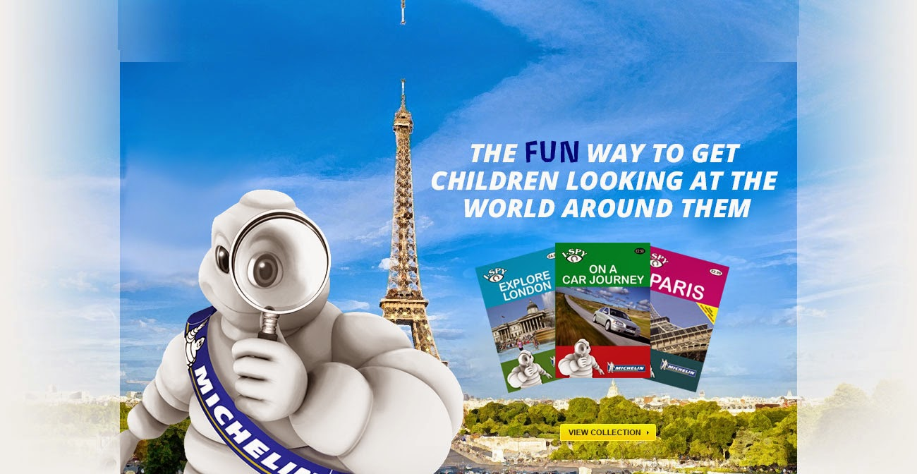 michelin I-spy books