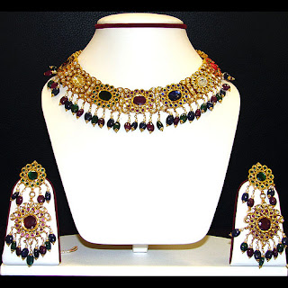 bridal indian jewelry