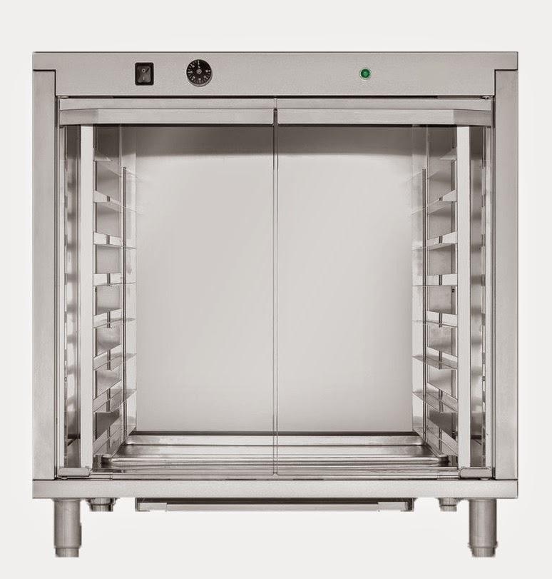 camara fermentacion bajo horno 8 bandejas 60x40cm