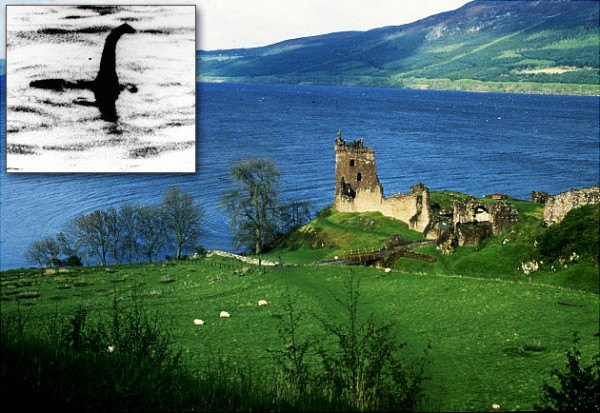 most famous unsolved mysteries of the world The Loch Ness Monster